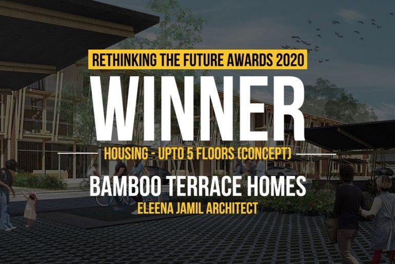 Bamboo Terrace Homes | Eleena Jamil Architect