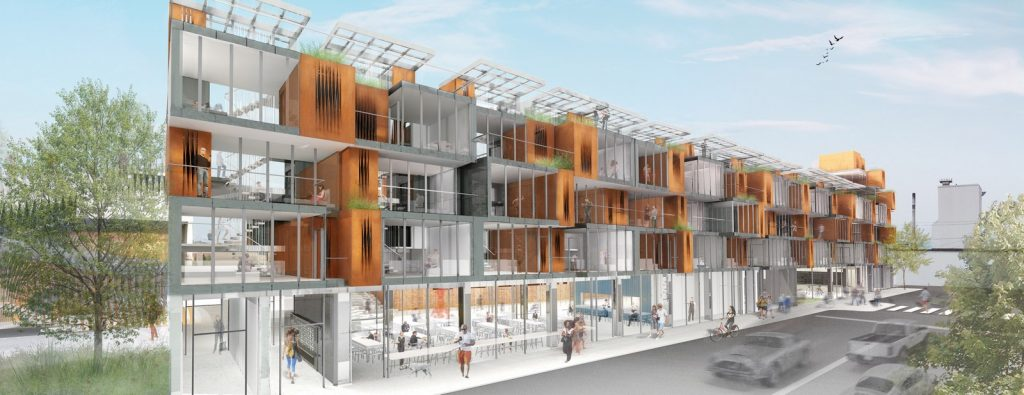 Beggar's Wharf Arts Complex and Redevelopment Design Vision   Ten to One - Sheet4
