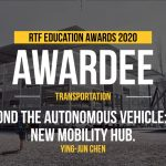 Beyond The Autonomous Vehicle: The New Mobility Hub | Ying-Jun