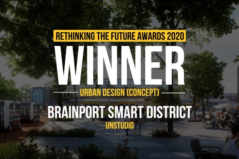 Brainport Smart District | UNStudio