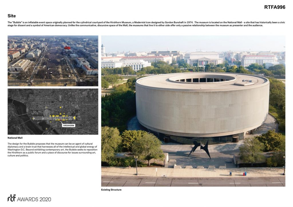 Bubble Hirshhorn Museum and Sculpture Garden | Diller Scofidio + Renfro - Sheet2