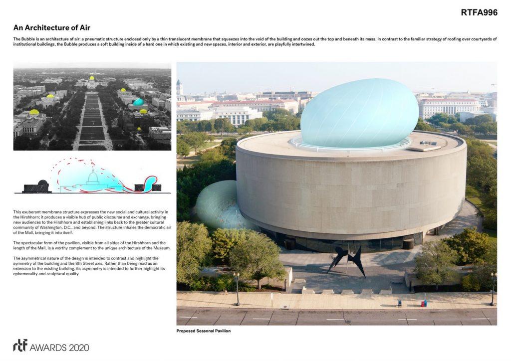 Bubble Hirshhorn Museum and Sculpture Garden | Diller Scofidio + Renfro - Sheet3