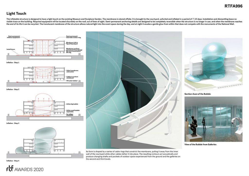Bubble Hirshhorn Museum and Sculpture Garden | Diller Scofidio + Renfro - Sheet4