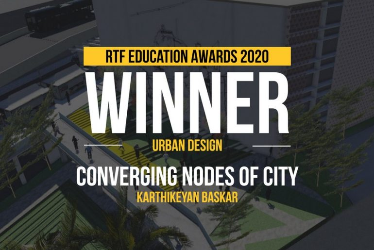 CONVERGING NODES OF CITY | Karthikeyan