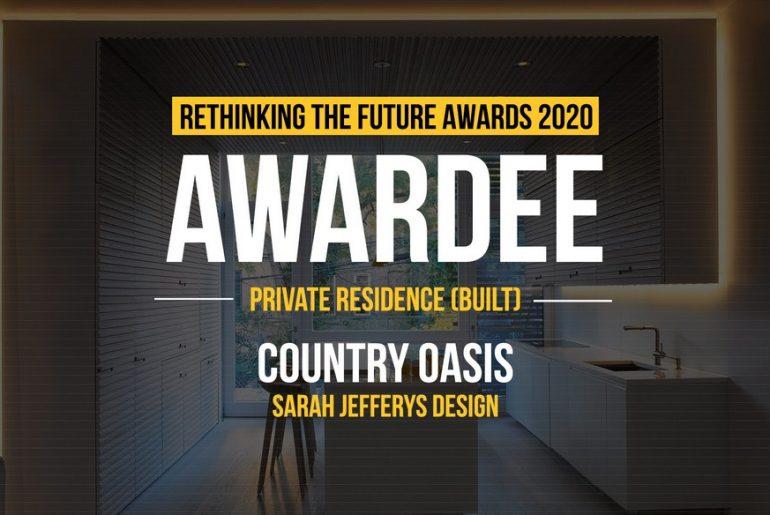 COUNTRY OASIS   SARAH JEFFERYS DESIGN