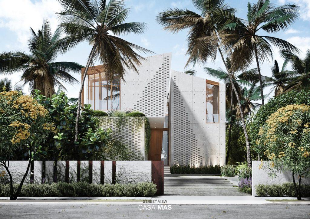 Casa Mas | Doo Architecture - Sheet1