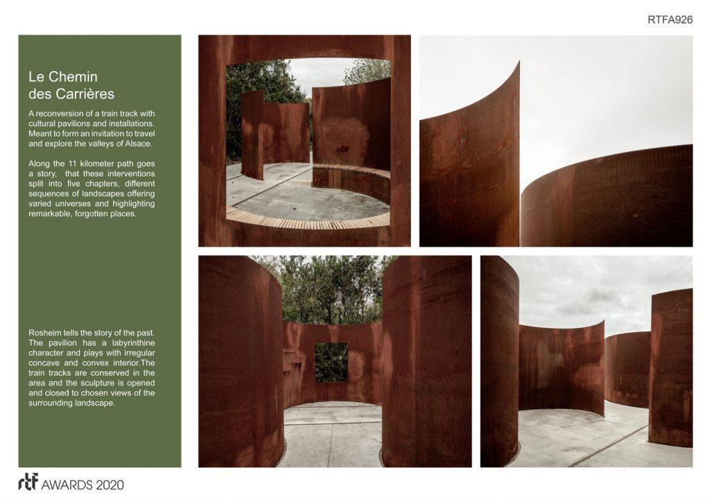 Chemin des Carrières | Reiulf Ramstad Arkitekter - Sheet2