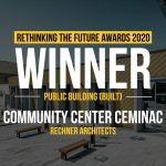 Community Center Ceminac | Rechner Architects