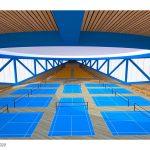 Dalseong Citizen's Gymnasium | Wall Corporation - Sheet2