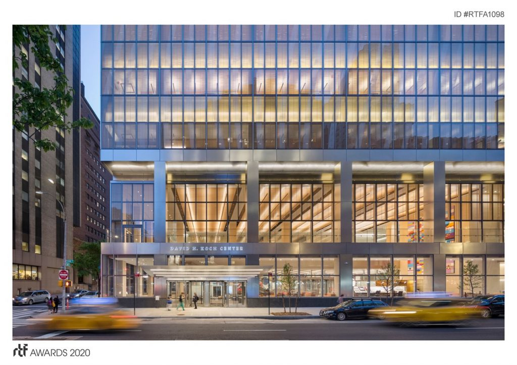 David H. Koch Center, NewYork-Presbyterian Hospital | Pei Cobb Freed & Partners Architects LLP - Sheet1