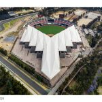 Diablos Rojos Baseball Stadium | FGP Atelier and Taller ADG - Sheet3