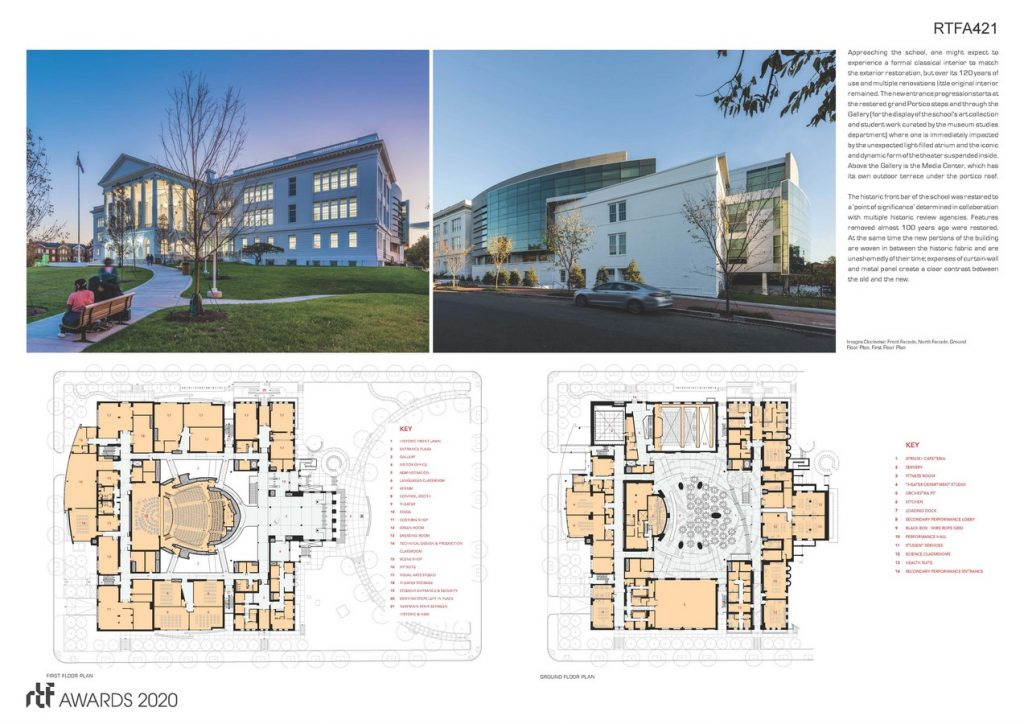 Duke Ellington School of the Arts | LBA-CGS Joint Venture - Sheet3