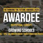 Growing Schools | ETHZ/ UPB/ COLOMBIAN URBAN TRANSFORMATION PROGRAM