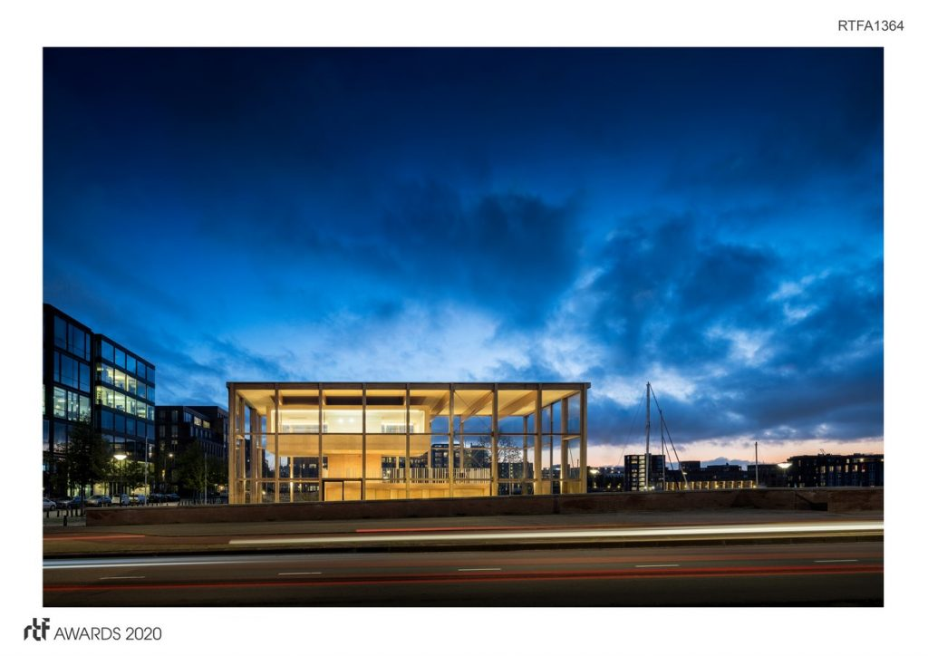 Harbour Building for Sailing Club, Amsterdam | Margulis Moormann Architects - Sheet3
