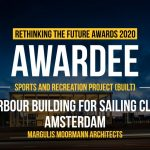 Harbour Building for Sailing Club, Amsterdam | Margulis Moormann Architects