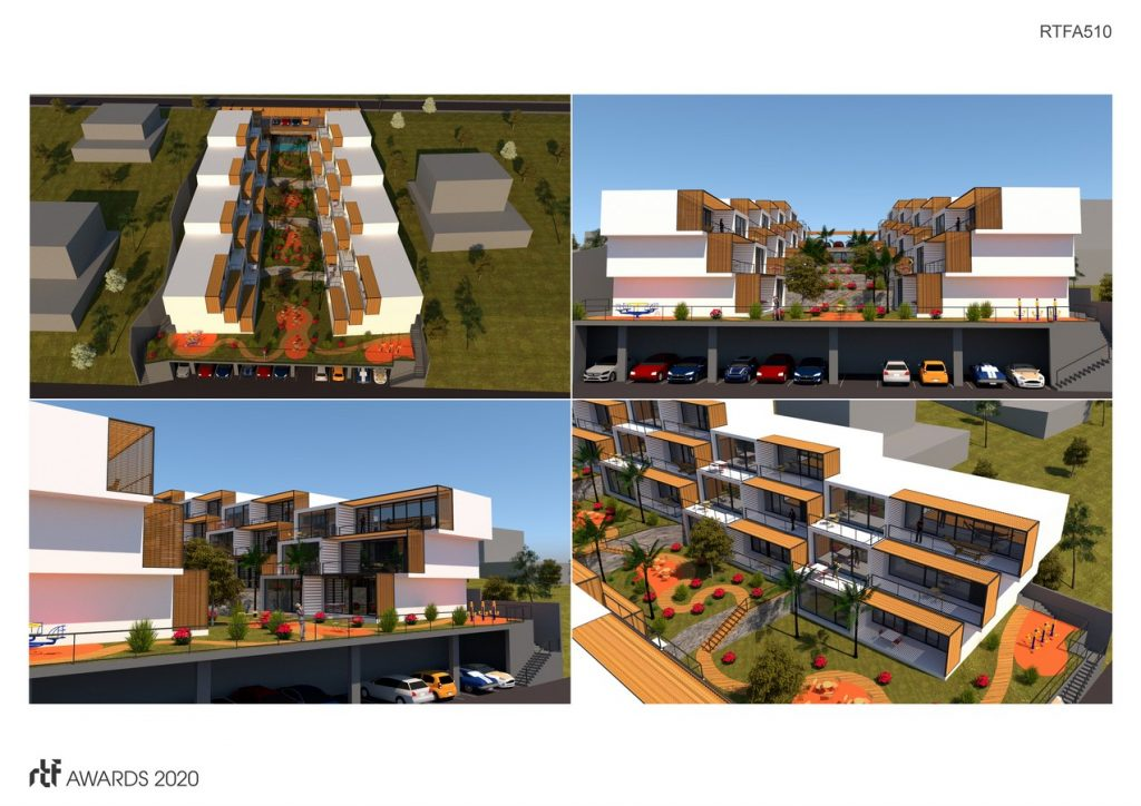 Hill Apartments | Wall Corporation - Sheet2