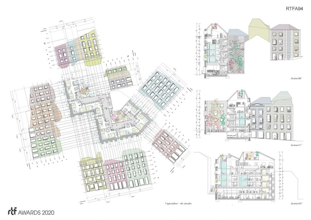 LISBON STORY RE-HABILITATION RE-STRUCTURATION RE-VITALIZATION By MARIA GONZALEZ ARANGUREN ARANGUREN & GALLEGOS ARCHITECTS -3