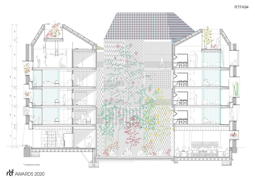 LISBON STORY RE-HABILITATION RE-STRUCTURATION RE-VITALIZATION By MARIA GONZALEZ ARANGUREN ARANGUREN & GALLEGOS ARCHITECTS -5