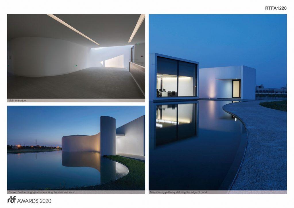 Laboratory for Shihlien Biotech Salt Plant | WZWX Architecture Group - Sheet4