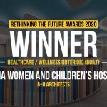 Lucina Women and Children's Hospital | B+H Architects