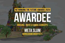 META SLUM | Manasaram Architects
