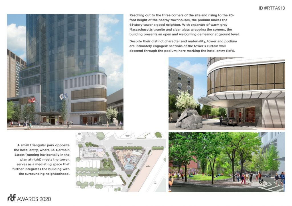 One Dalton: Four Seasons Hotel and Private Residences | Pei Cobb Freed & Partners - Sheet4