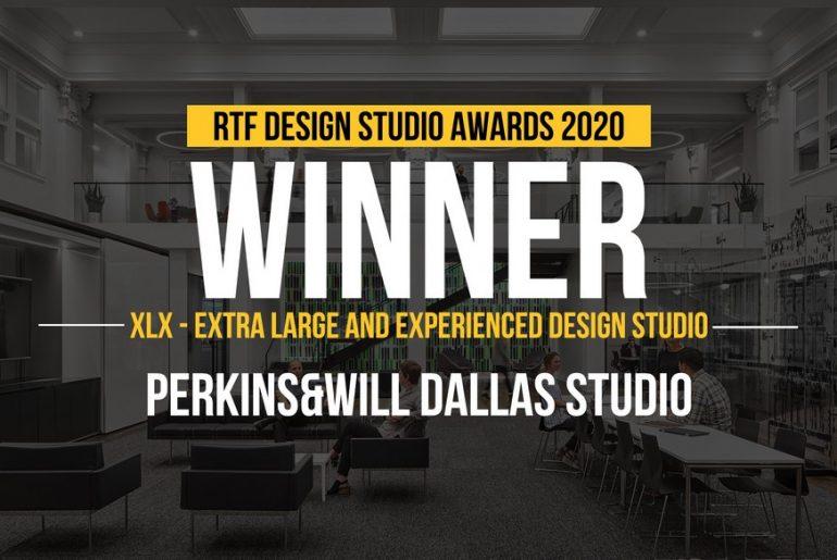 Perkins&Will Dallas Studio