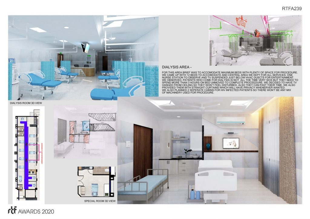 RAGHOJI KIDNEY & MULTISPECIALITY HOSPITAL | Nmd interiors - Sheet4