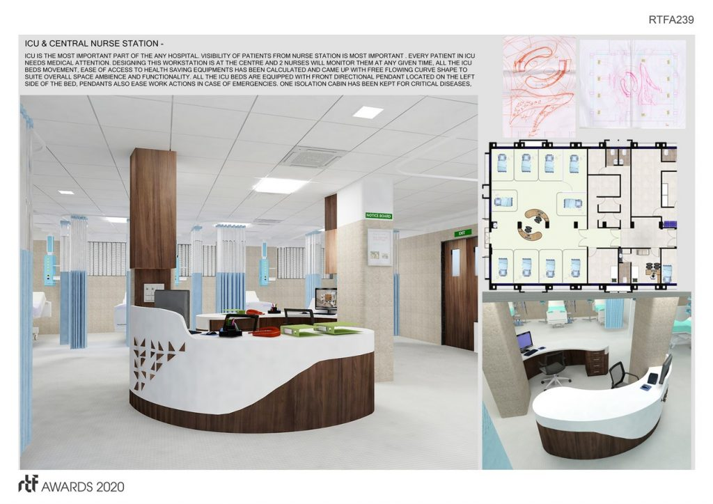 RAGHOJI KIDNEY & MULTISPECIALITY HOSPITAL | Nmd interiors - Sheet5