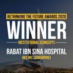 Rabat Ibn Sina Hospital | HKS Inc. (Singapore)