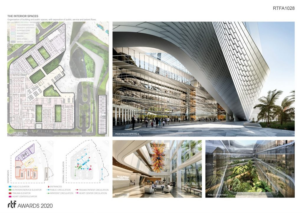 David H. Koch Center, NewYork-Presbyterian Hospital | Pei Cobb Freed & Partners Architects LLP - Sheet4