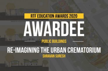 Re-Imagining the Urban Crematorium | Shravan Suresh