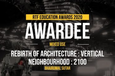 Rebirth of Architecture: Vertical Neighbourhood: 2100 | Bhairumal Sutar
