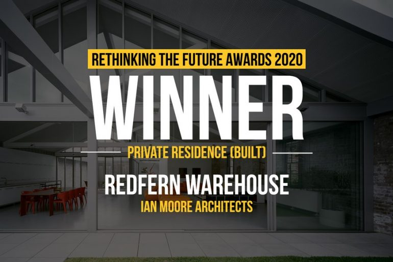 Redfern Warehouse | Ian Moore Architects