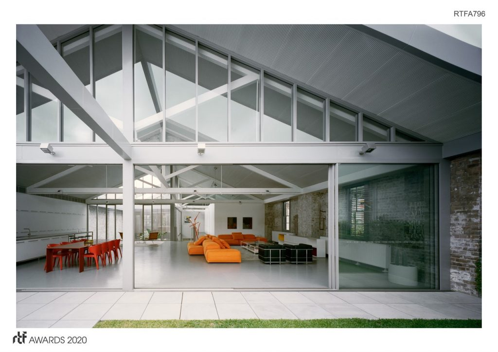 Redfern Warehouse | Ian Moore Architects - Sheet1