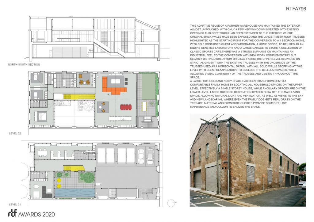 Redfern Warehouse | Ian Moore Architects - Sheet2