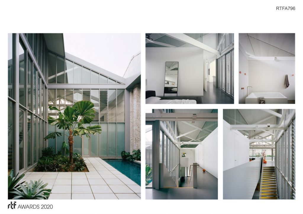 Redfern Warehouse | Ian Moore Architects - Sheet4