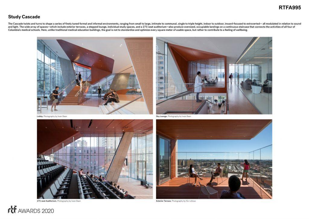 Roy and Diana Vagelos Education Center   Diller Scofidio + Renfro - Sheet3