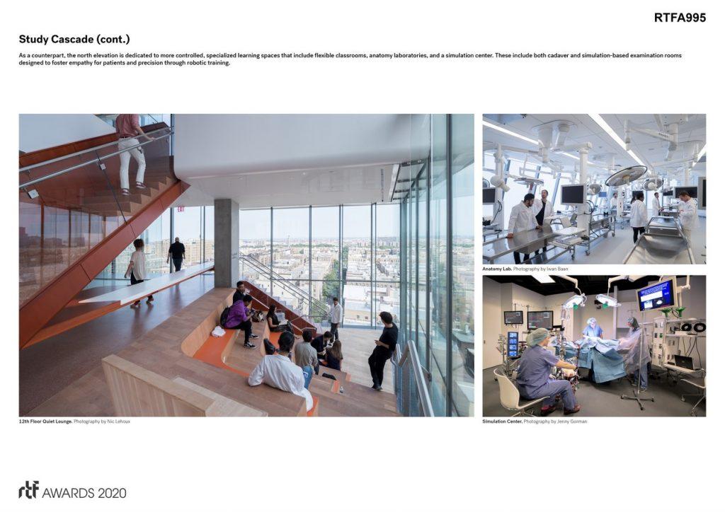 Roy and Diana Vagelos Education Center   Diller Scofidio + Renfro - Sheet4
