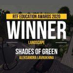Shades of Green | Aleksandra Lavrukhina