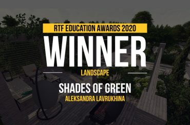 Shades of Green | Aleksandra Lavrukhina