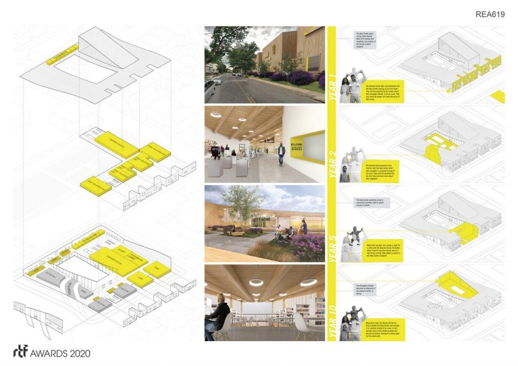 Shelter(ed) - Alternative Shelter Design and Urban Framework | Samantha - Sheet3