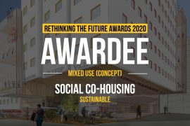 Social Co-housing | Sustainable (A/O Paul Dowsett Architecture Ltd.)