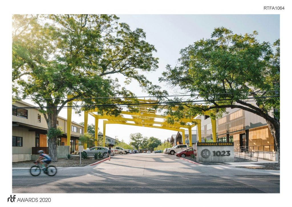 Springdale General By Michael Hsu Office of Architecture - sheet4
