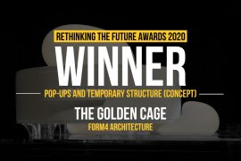 The Golden Cage | Form4 Architecture