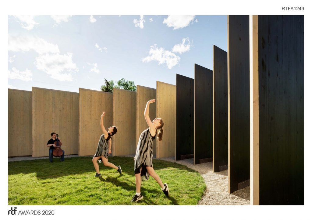 Town Enclosure | CLB Architects - Sheet2
