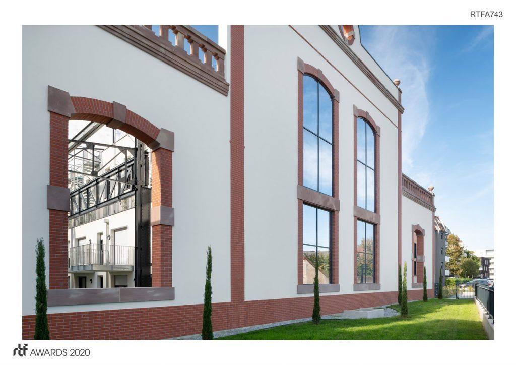 Urban Side | S&AA Schweitzer et Associes Architectes - Sheet2