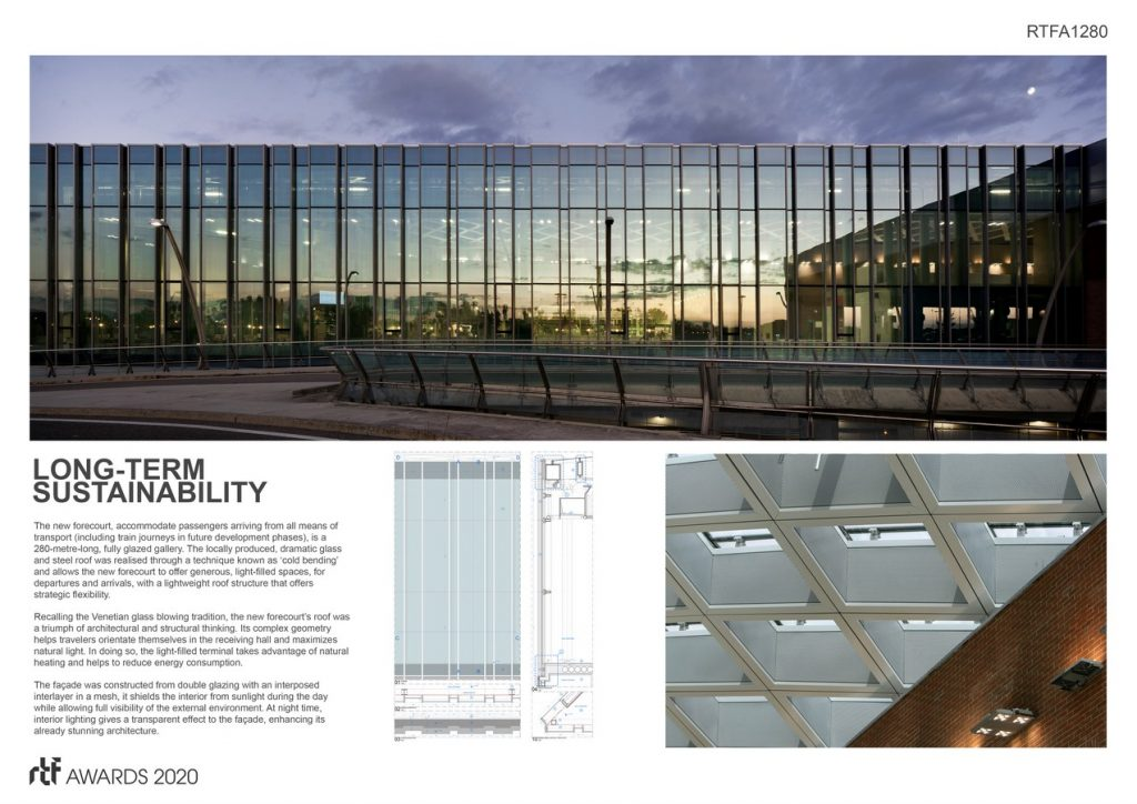 Venice Marco Polo International Airport By One Works -3