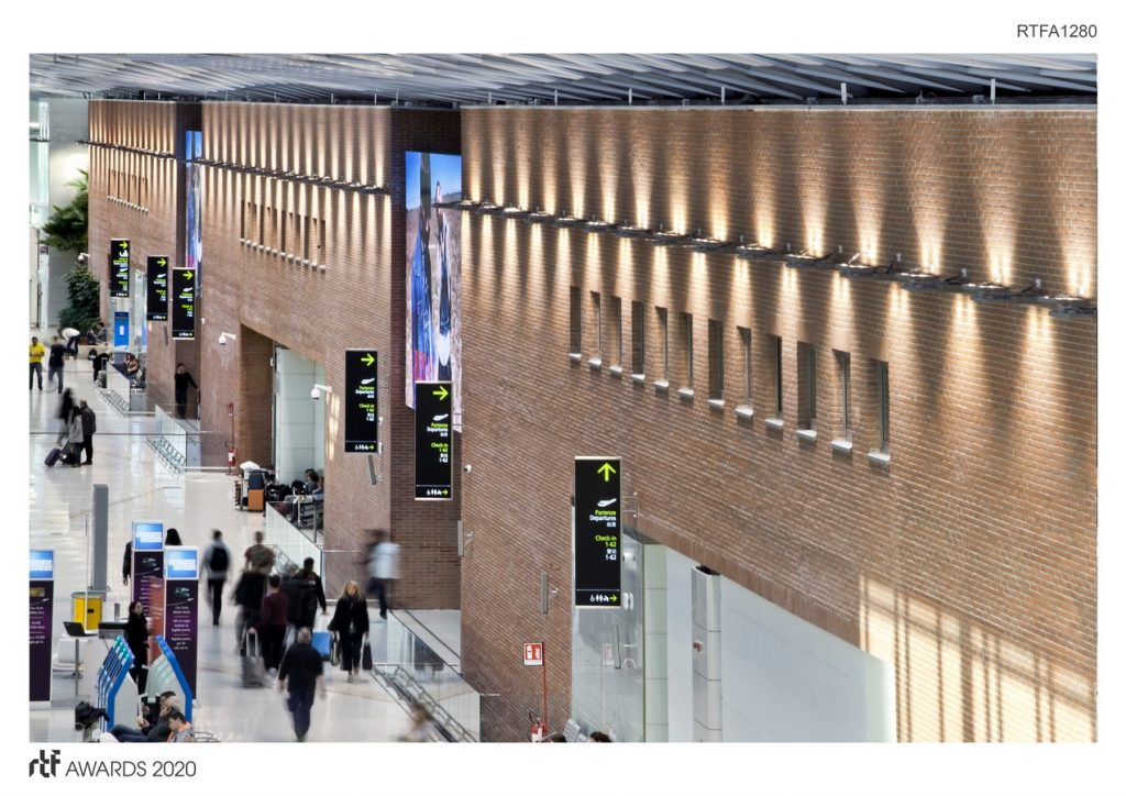 Venice Marco Polo International Airport By One Works -4
