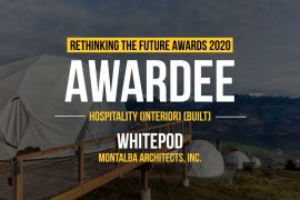 Whitepod | Montalba Architects, Inc.
